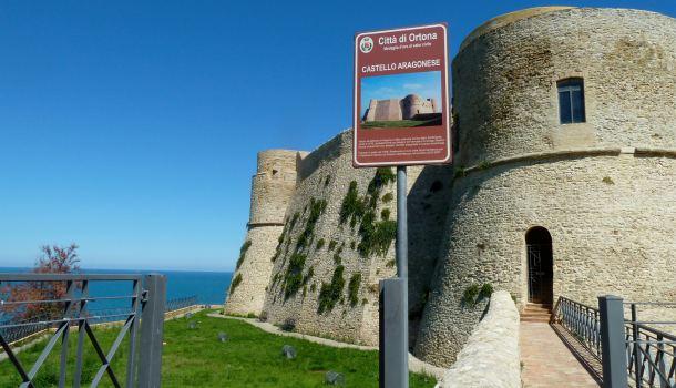 Castello aragonese ad Ortona