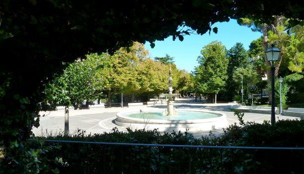 Giardini pubblici di Villa Comunale a Chieti