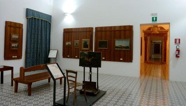 palazzo davalos pinacoteca