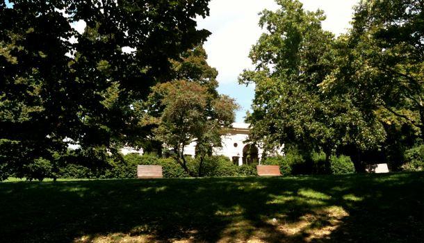 parco villa strozzi
