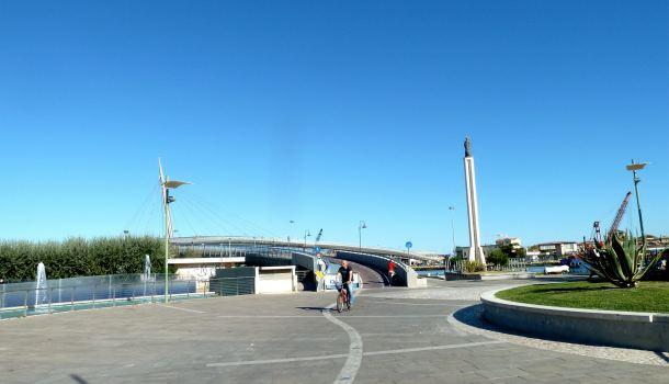 Ponte del Mare:accesso