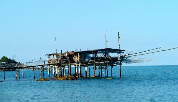 Trabocco di Punta Cavalluccio
