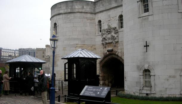 Ingresso della Torre di Londra