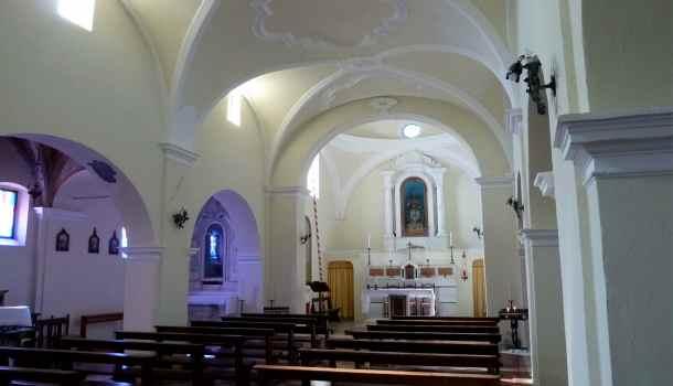 Chiesa di San Pietro a Roccascalegna