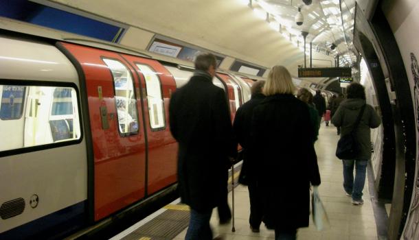 metro a Londra