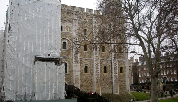 Torre Bianca (White Tower)