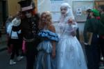 Alice nel paese delle meraviglie a Lucca Comics