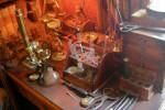 Tavolo di lavoro di Sherlock Holmes