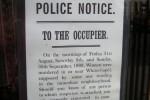 Avviso delitti Jack lo Squartatore