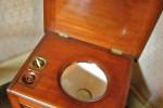 Servizi igienici nella stanza di Holmes