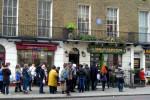 coda al Museo di Sherlock Holmes