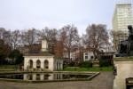 italian gardens a Hyde Park