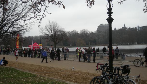 maratona ad Hyde Park