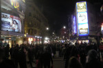 Piccadilly circus a LOndra