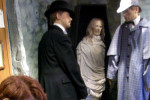 statue di cera di Holmes e Watson