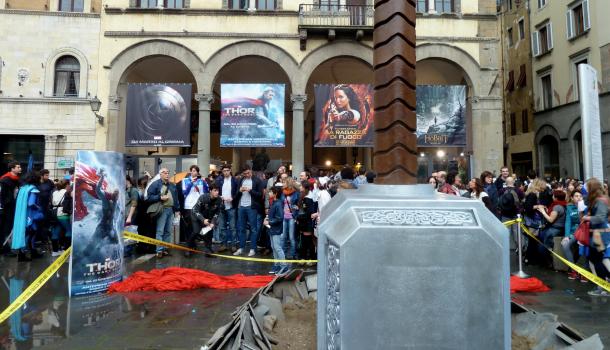 Piazza San Michele_Lucca Comics