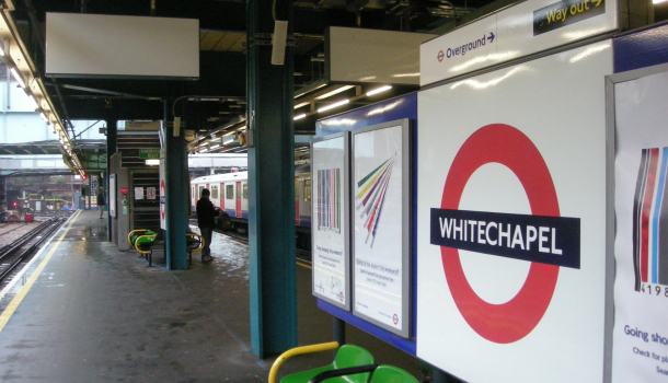 whitechapel metro