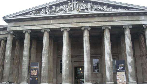 British Museum a Londra