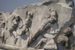 Fregio Mausoleo di Alicarnasso