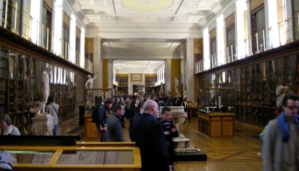 British Museum: sale
