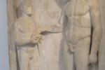 Stele funeraria British Museum