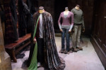 Abiti di Harry Ron e Hermione - WB Studio Tour London