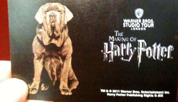 biglietto WB Studio Tour London