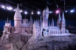 Modellino di Hogwarts - WB Studio Tour London