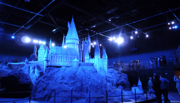 v - WB Studio Tour London