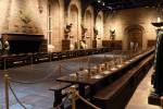 sala grande di Hogwarts - WB Studio Tour London