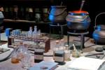 Tavolo delle pozioni di Snape - WB Studio Tour London
