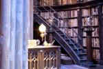 Angolo dell'ufficio di Dumbledore - WB Studio Tour London