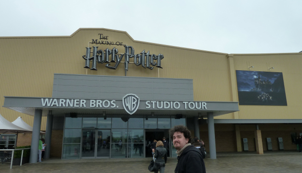 WB studio tour London Harry Potter