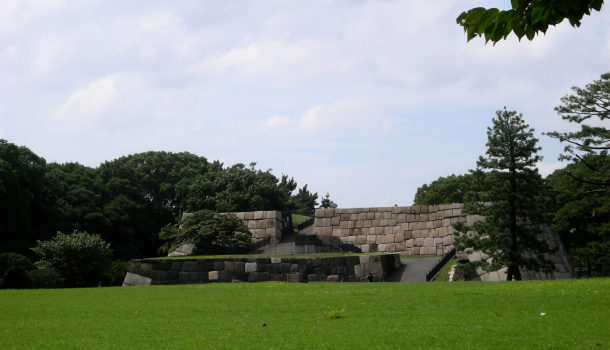Base antico palazzo imperiale