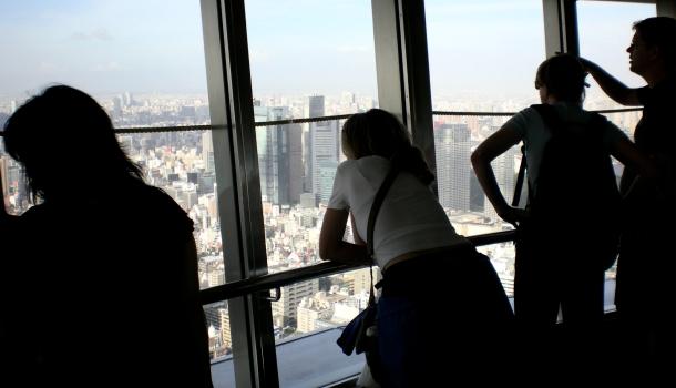 Osservatorio della Tokyo Tower