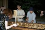 Tempio Meiji- fonte per purificazione