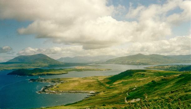 Valentia's island