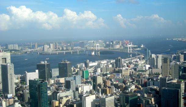 baia di Tokyo