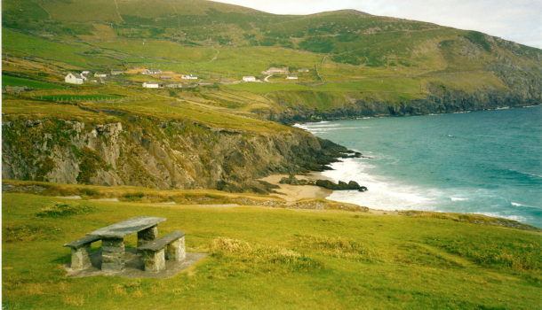 Spiaggia di Inch, dingle