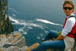 in cima al Dun Aengus