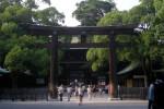 meiji jingu a Tokyo