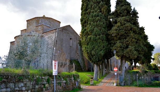 Duomo di Sovana