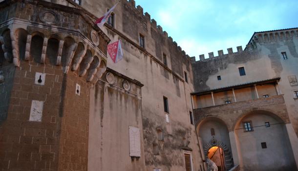 Pitigliano Fortezza Orsini