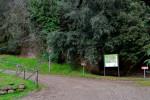 ingresso parco archeologico città del tufo