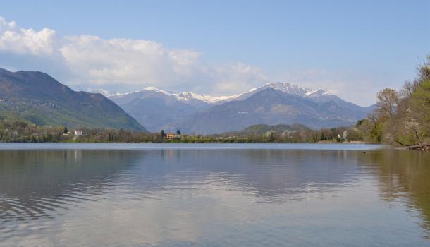 Lago Piccolo ad Avignana
