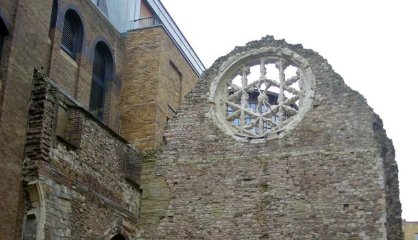 Rosone Winchester Palace