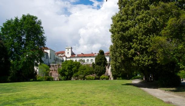 Giardino del Castello di Masino