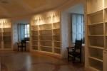 biblioteca del castello di masino