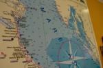 cartina lidi di comacchio