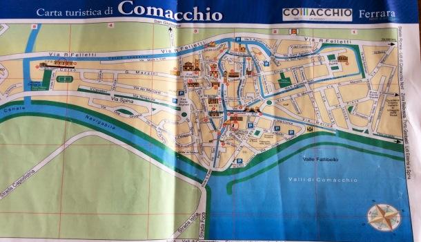 comacchio centro storico
